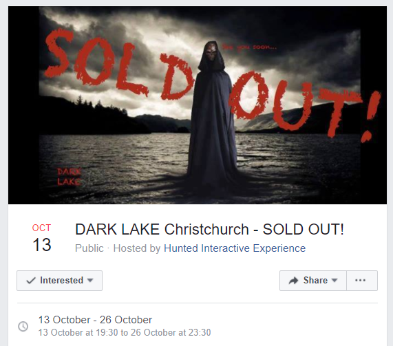 2017-10-14 13_40_20-DARK LAKE Christchurch - SOLD OUT!